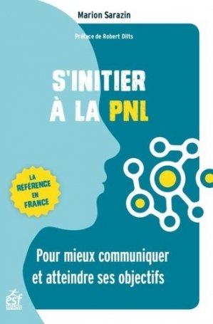 S'initier à la PNL - ESF Editeur - 9782710139027