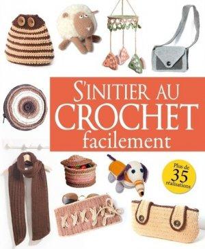 S'initier au crochet facilement - Editions ESI - 9782822603065 -