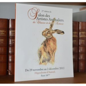 Salon des artistes animaliers de Chasse et de la Nature 2012 - sofrexpo - 2223584178394 -