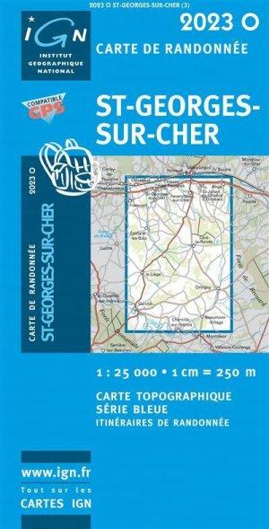 Saint-Georges-sur-Cher - ign - 3282112023130 -