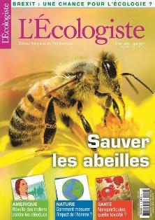 Sauver les abeilles - l'ecologiste - 3663322095054 -