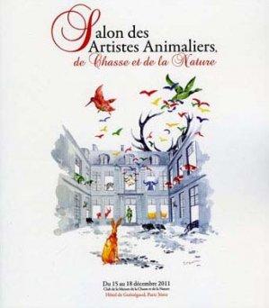 Salon des artistes animaliers de Chasse et de la Nature - sofrexpo - 2223618947996 -