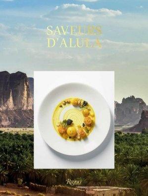 Saveurs d'Alula - rizzoli - 9780847868353 -