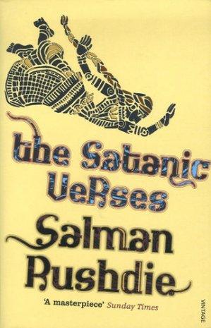 SATANIC VERSES  - vintage - 9780963270702 -