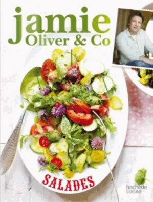 Salades - Hachette - 9782012312517 -