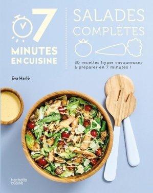 Salades complètes - hachette - 9782013350600 -
