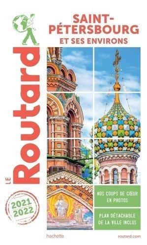 Saint-Pétersbourg et ses environs - Hachette - 9782017129608 -
