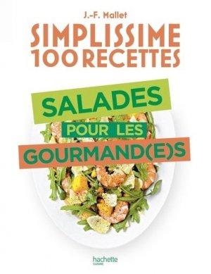 Salades pour les gourmand(e)s - Hachette - 9782019453916 -