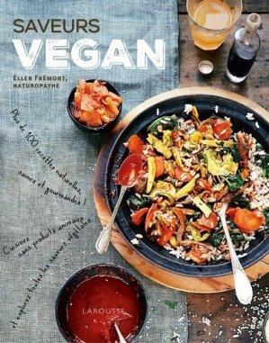 Saveurs vegan. Plus de 100 recettes naturelles, saines et gourmandes ! - Larousse - 9782035880468 - rechargment cartouche, rechargement balistique