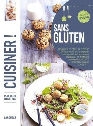 Sans gluten - larousse - 9782035904263 -