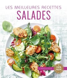 Salades - Larousse - 9782035926326 -
