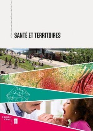 Santé et territoires - gallimard editions - 9782072864520 -