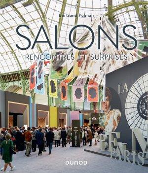 Salons, rencontres et surprises... - dunod - 9782100784196 -