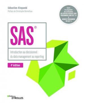 SAS - Eyrolles - 9782212676310
