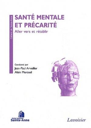 Santé mentale et précarité - lavoisier / sainte-anne - 9782257204950