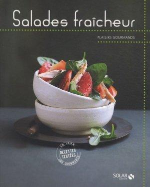 Salades fraîcheur - solar - 9782263050695 -