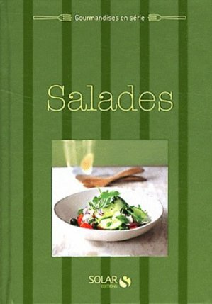 Salades - solar - 9782263057151 -