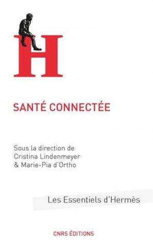 Santé connectée - CNRS - 9782271134400 -
