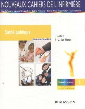 Santé publique - elsevier / masson - 9782294080166 -