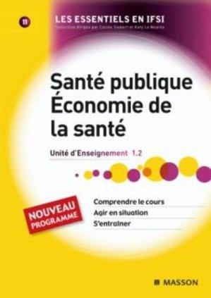 Santé publique Économie de la santé - elsevier / masson - 9782294712012