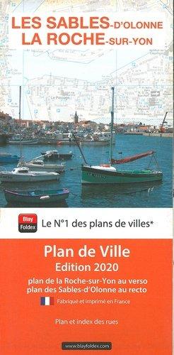 Sables-d'Olonne La-Roche-sur-Yon - Blay-Foldex - 9782309505288 -