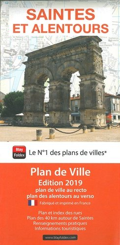 Saintes - Blay-Foldex - 9782309505516 -