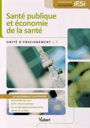 Santé publique et économie de santé - vuibert - 9782311012835 -