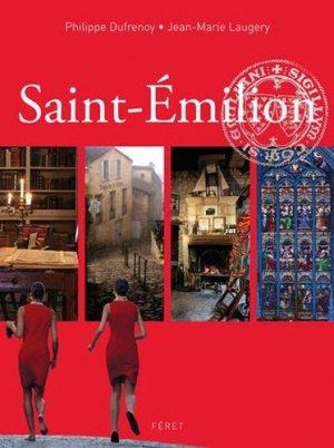 Saint-Emilion - feret - 9782351560891 -