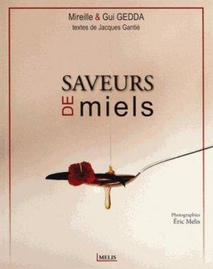 Saveurs de miels - Melis Editions - 9782352100744 -