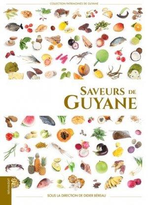 Saveurs de Guyane - Le Livre d'Art Iconofolio - 9782355322563 -