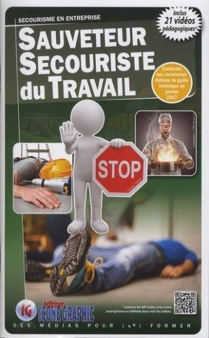 Sauveteur Secouriste du Travail - icone graphic - 9782357383821 -