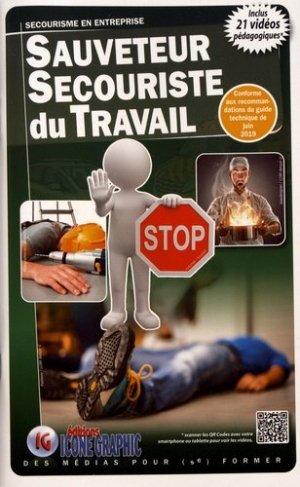 Sauveteur Secouriste du Travail - icone graphic - 9782357385726