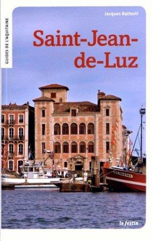 Saint-Jean-de-Luz - Festin - 9782360620562 -