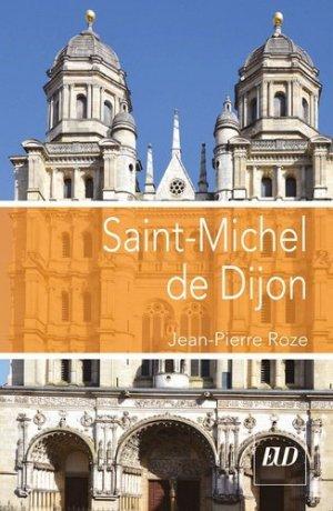 Saint-Michel de Dijon - Editions Universitaires de Dijon - 9782364413481 -