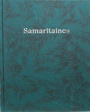 Samaritaines - xavier barral - 9782365112642 -