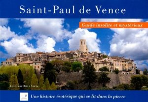 Saint-Paul de Vence - campanile - 9782369930082 -