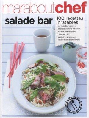 Salade bar - Marabout - 9782501079044 -