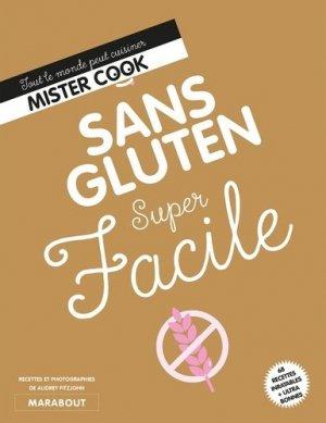 Sans gluten super facile - marabout - 9782501120760 -