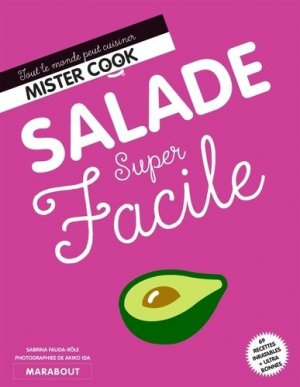 Salade super facile - Marabout - 9782501139267 -