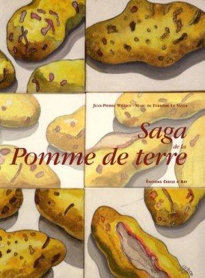 Saga de la pomme de terre - cercle d'art - 9782702208687 -