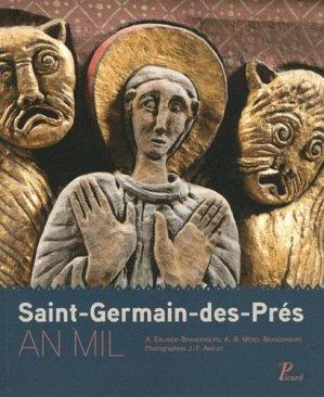 Saint-Germain-des-Prés - picard - 9782708409149 -