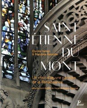 Saint-Etienne-du-Mont - picard - 9782708410190 -