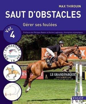 Saut d'obstacles Volume 4 - vigot - 9782711424214 -