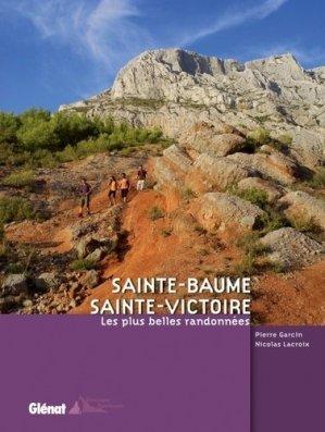 Sainte-Baume / Sainte-Victoire - glenat - 9782723477307