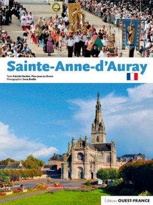 Sainte-Anne d'Auray - Ouest-France - 9782737379543 -