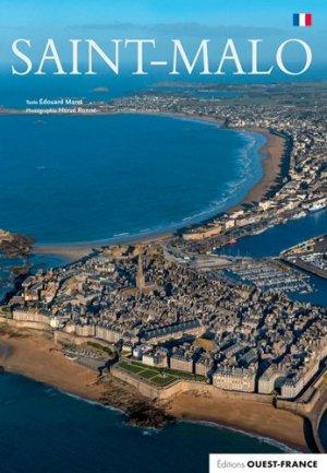 Saint-Malo - Ouest-France - 9782737383267 -