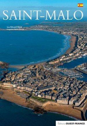 Saint-Malo - Ouest-France - 9782737383281 -