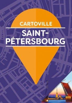 Saint-Pétersbourg. 11e édition - gallimard - 9782742458462 -