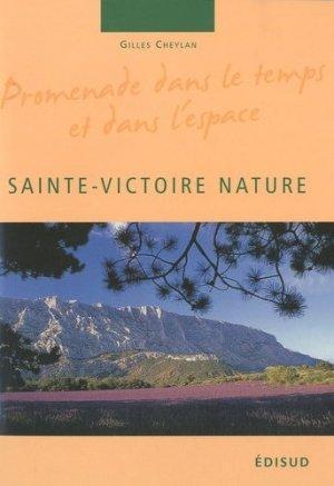 Sainte-Victoire Nature - Edisud - 9782744908682 -