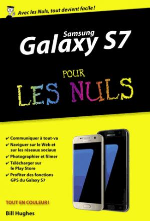 Samsung Galaxy S7 poche pour les nuls - first - 9782754087544 -